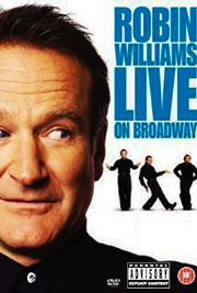 Robin Williams: Live on Broadway DVD