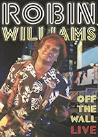 Robin Williams: Off the Wall poster
