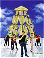 The Wog Boy poster