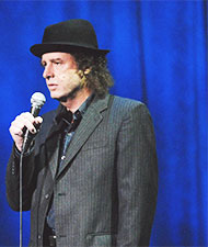 Steven Wright: When the Leaves Blow Away DVD