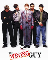 The Wrong Guy poster