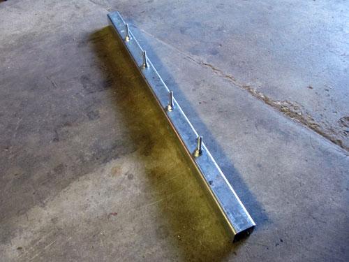 Building a mr sawdust table for dewalt radial arm saw