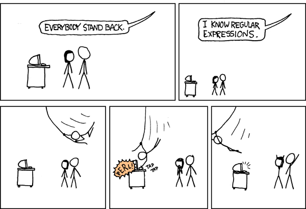 xkcd 208 regular expressions